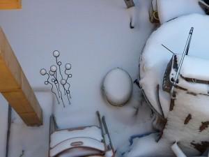 Winter Garten Kunst