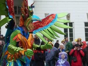 Bremer Samba Karneval 2014