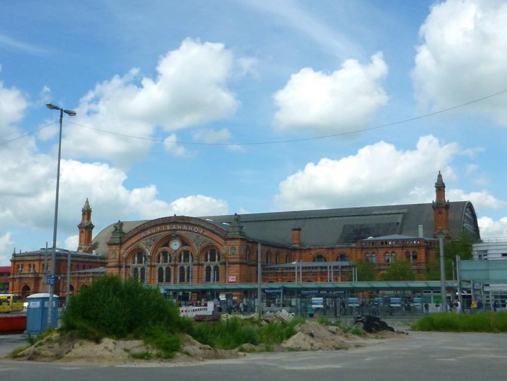 2014-06-12 Bahnhof Bremen