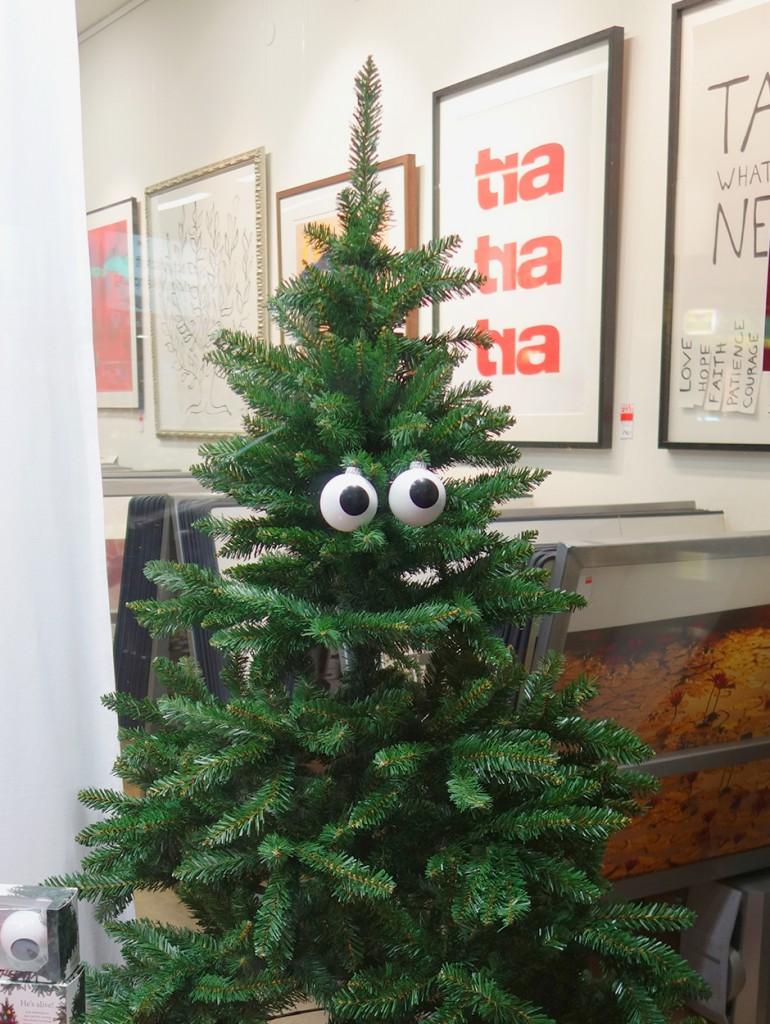 Viertel-Weihnachtsbaum