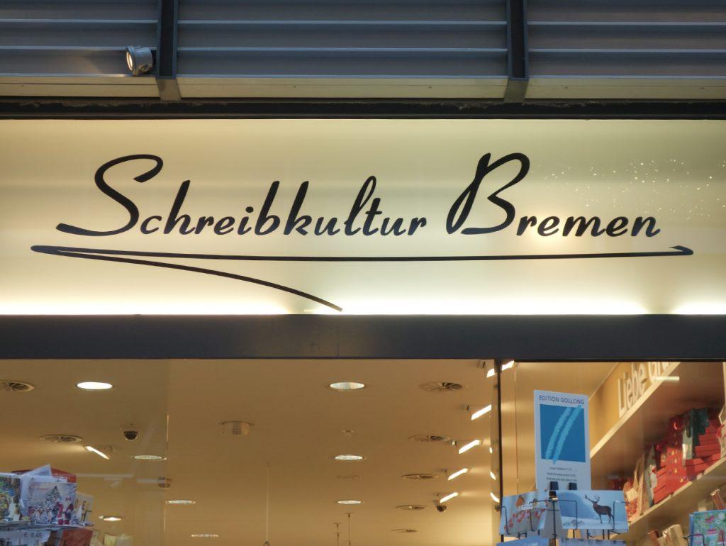 Schreibkultur Bremen